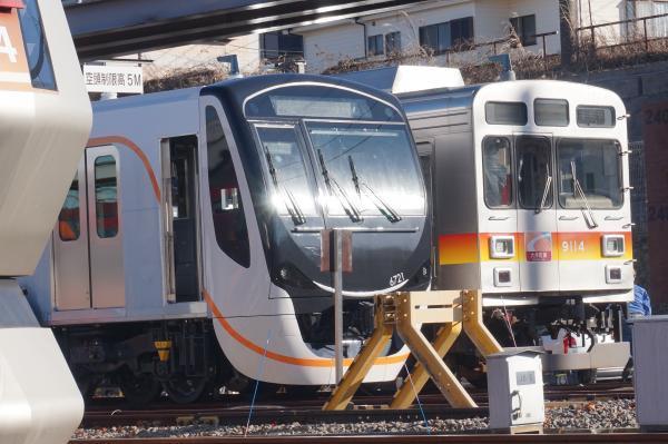 2018-01-09 東急6121F 9014F