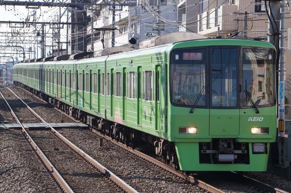2018-01-13 京王8713F 準特急新宿行き2