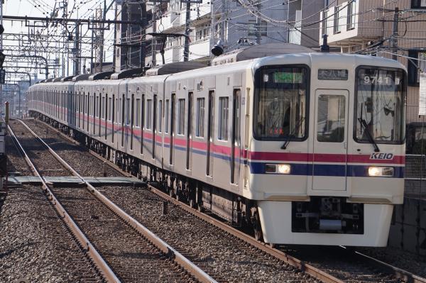 2018-01-13 京王9741F 区間急行本八幡行き