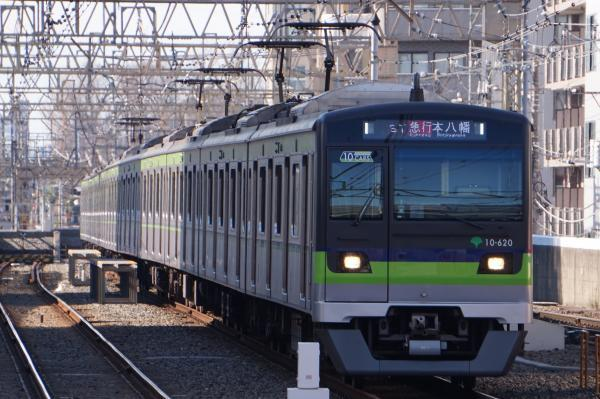 2018-01-13 都営10-620F 急行本八幡行き