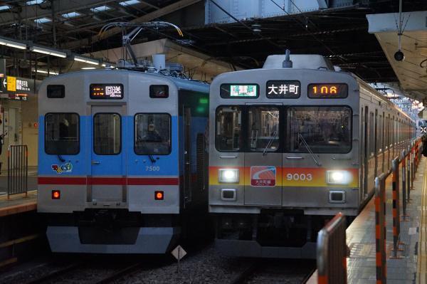 2018-01-16 TOQ-i 東急9003F 各停大井町行き