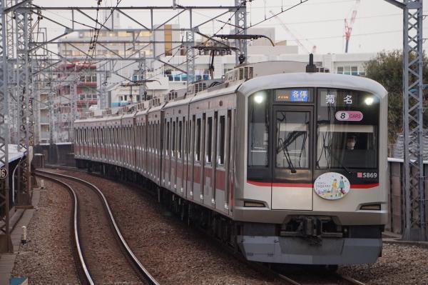 2018-01-19 東急5169F 各停菊名行き