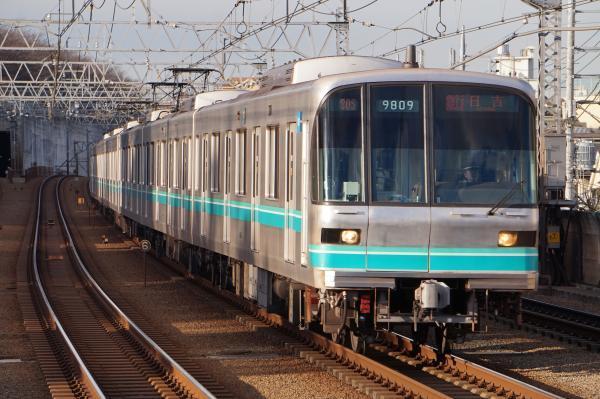 2018-02-06 メトロ9109F 急行日吉行き