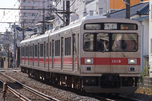2018-02-06 東急1019F 五反田行き
