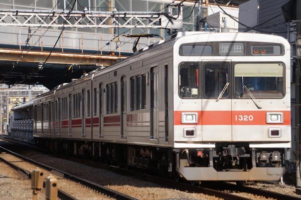 2018-02-06 東急1020F 蒲田行き