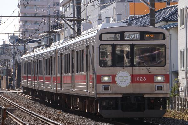 2018-02-06 東急1023F 五反田行き