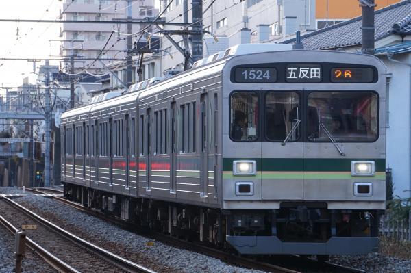 2018-02-06 東急1524F 五反田行き