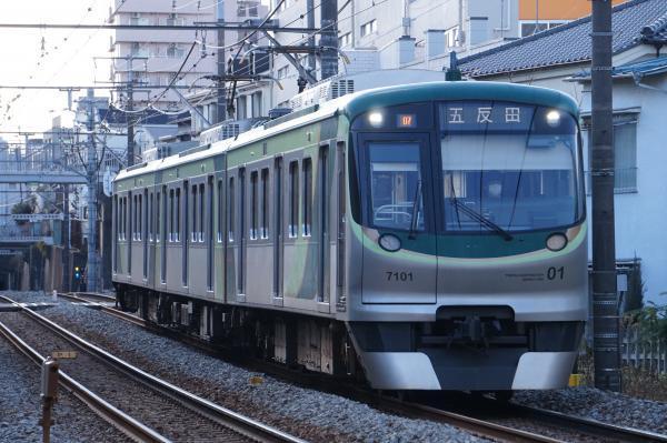 2018-02-06 東急7101F 五反田行き