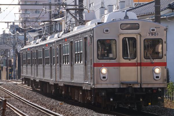 2018-02-06 東急7901F 五反田行き
