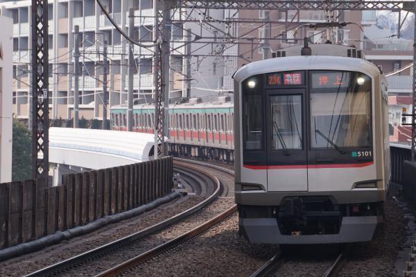 2018-02-10 東急5101F 急行押上行き