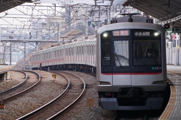 2018-02-10 東急5111F 急行中央林間行き