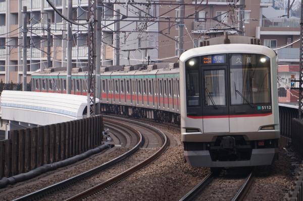 2018-02-10 東急5112F 各停久喜行き
