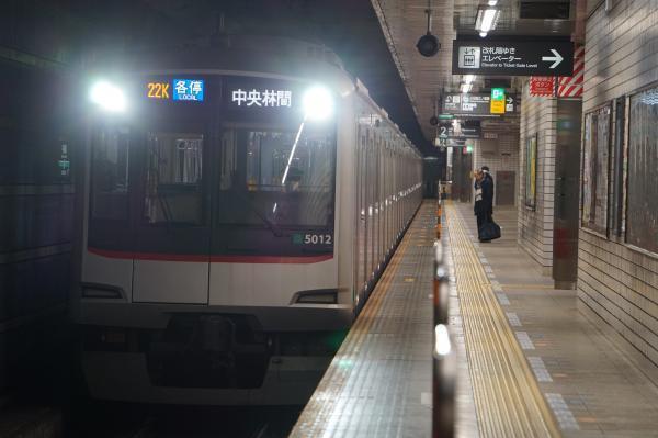 2018-02-10 東急5112F 各停中央林間行き