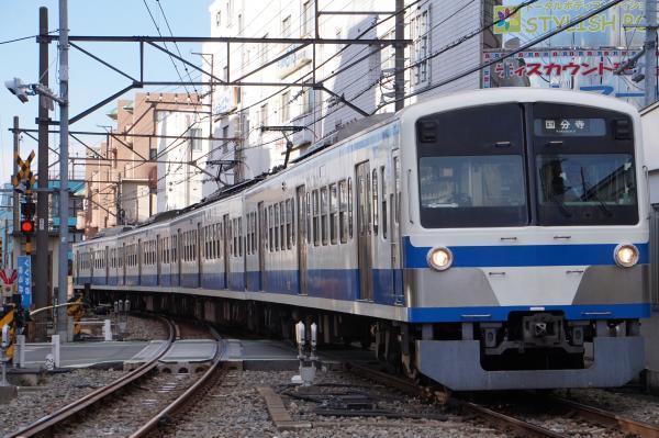 2018-02-13 西武249F 国分寺行き 6054レ