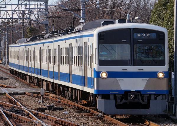 2018-02-13 西武249F 国分寺行き1 6050レ