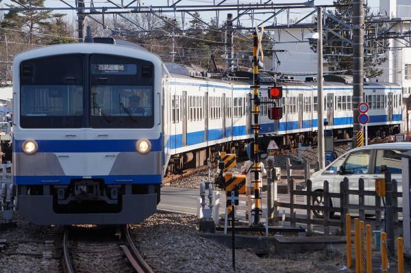 2018-02-13 西武249F 西武遊園地行き 6049レ