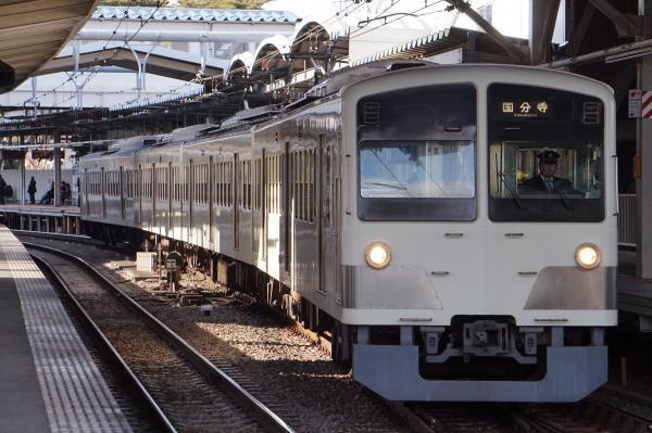 2018-02-13 西武251F 国分寺行き 6052レ