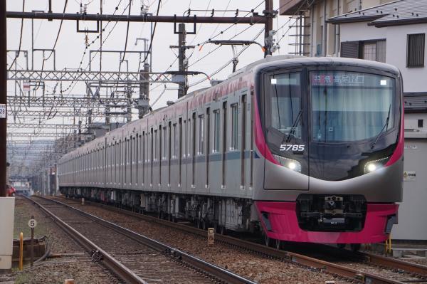 2018-02-16 京王5735F 特急高尾山口行き