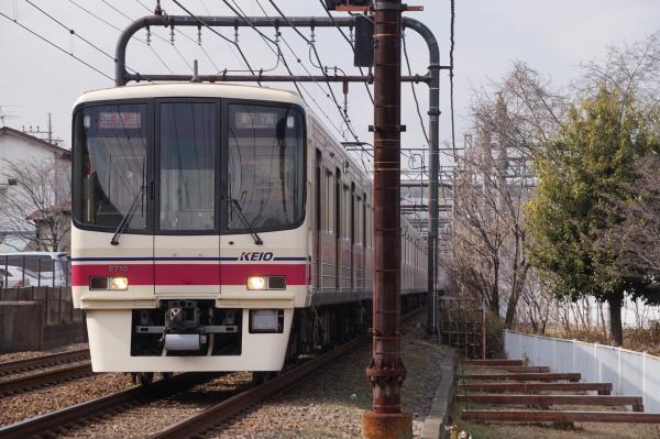 2018-02-16 京王8710F 準特急新宿行き
