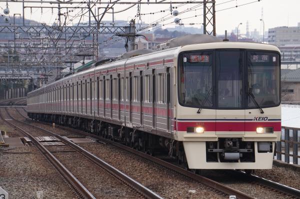 2018-02-16 京王8714F 準特急新宿行き