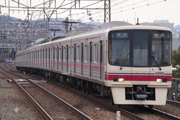 2018-02-16 京王8732F 各停新宿行き