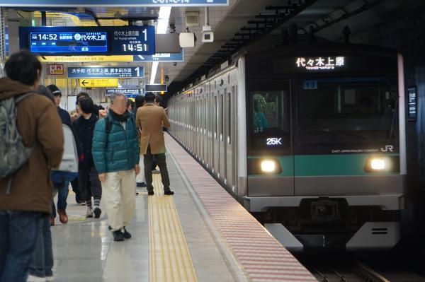 2018-02-18 マト13編成 代々木上原行き