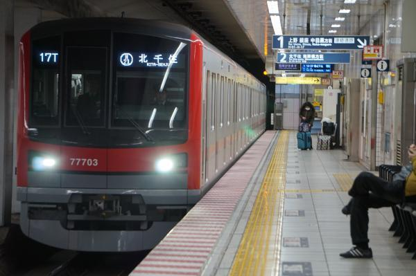 2018-02-18 東武71703F 北千住行き