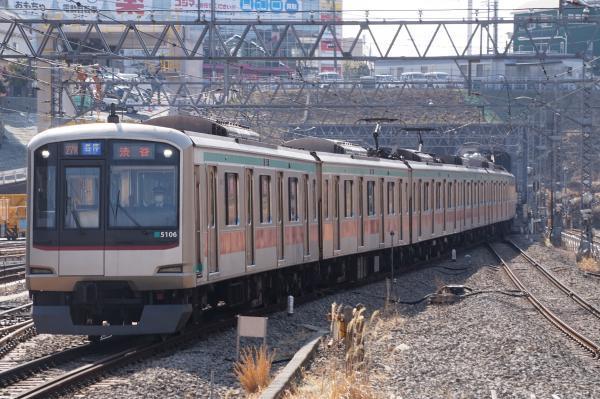 2018-02-20 東急5106F 各停渋谷行き