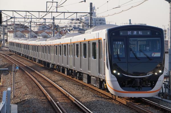 2018-02-20 東急6121F 試運転2