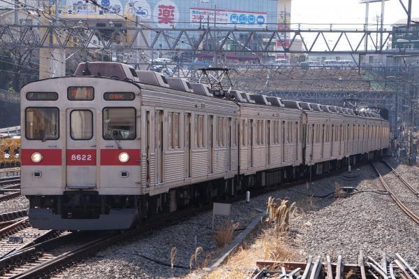 2018-02-20 東急8620F 各停渋谷行き