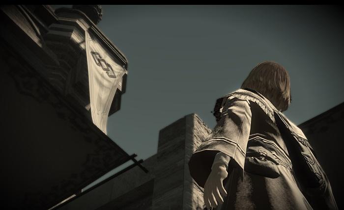 【FF14】復讐と正義