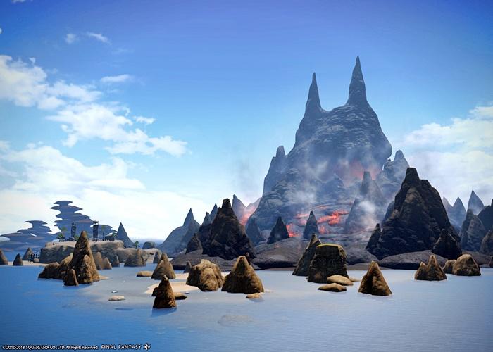 【FF14】鬼の棲む島(四聖獣奇譚)