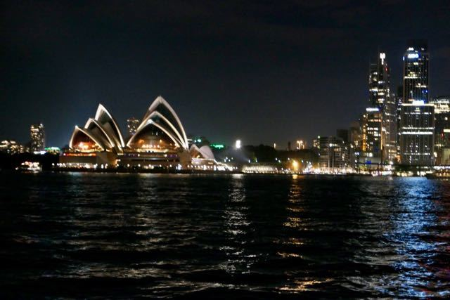 シドニー 夜景 - 1 (3)
