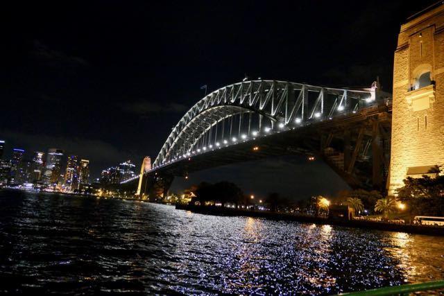 シドニー 夜景 - 1 (2)