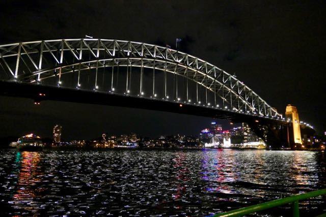 シドニー 夜景 - 1 (1)