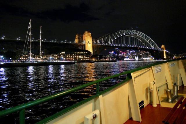 シドニー 夜景 - 1