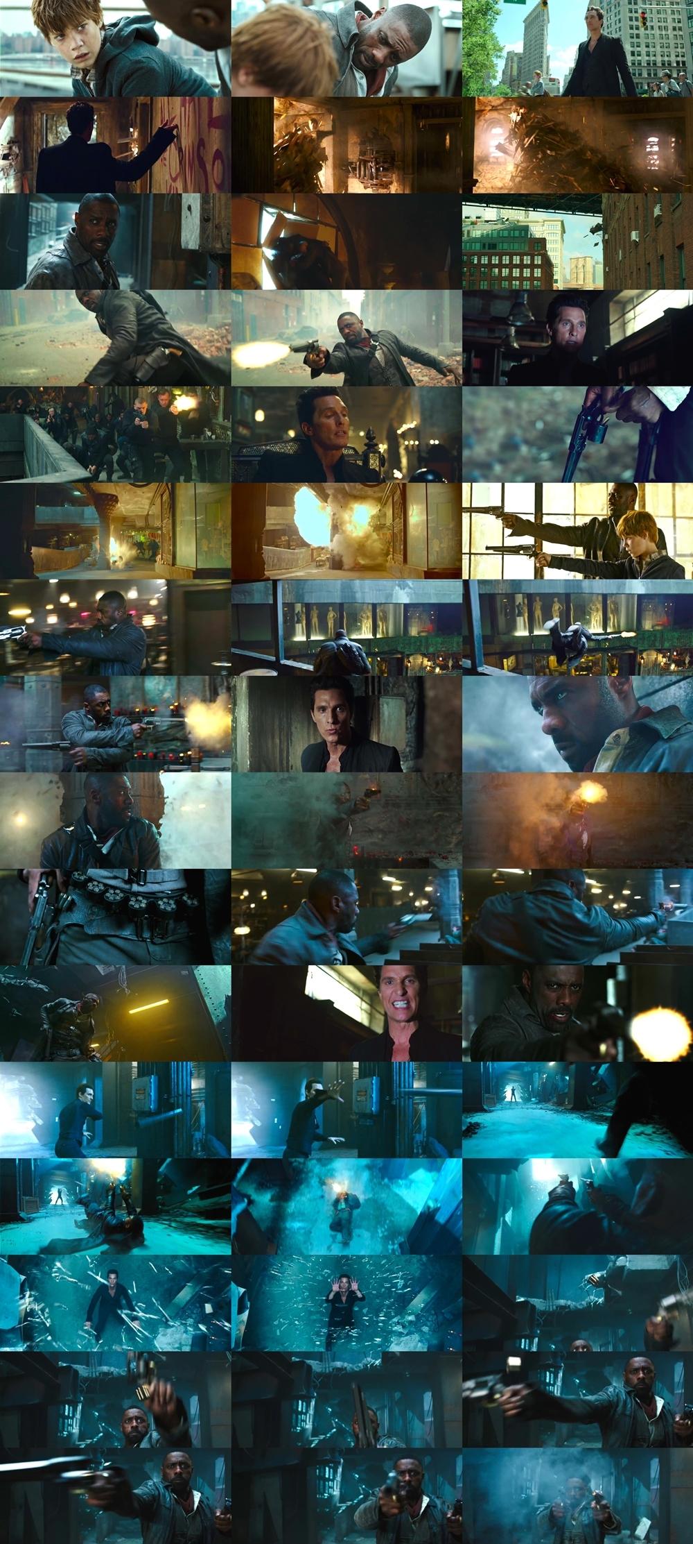 ダークタワー (2017)