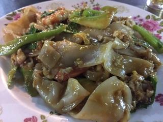 海鮮きし麺(?)