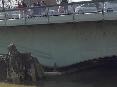 今年のセーヌ川