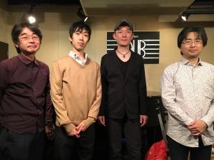 TS川村信一Quartetメンバー