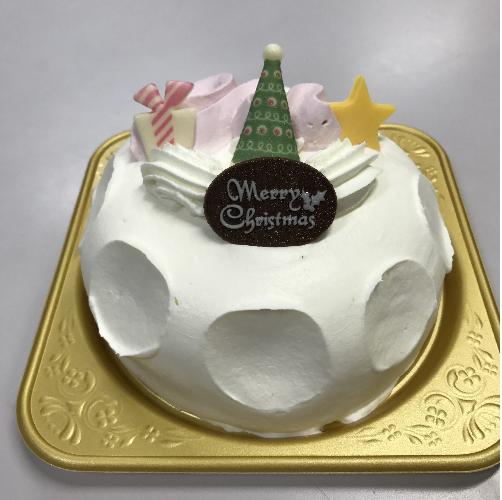 いなサンタ ケーキ