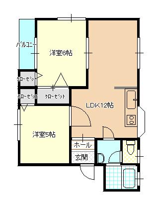 3号室 新間取り提案