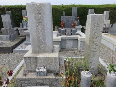 IMG_0474 中島家累代の墓