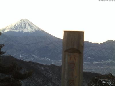 20180126 富士山方面ライブ