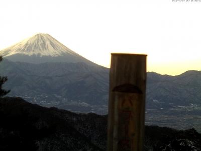20180127 富士山方面ライブ