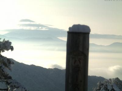 20180203 富士山方面