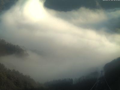 201802011 荒川ダム方面