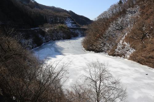 20180211大滝橋からの眺め (2)