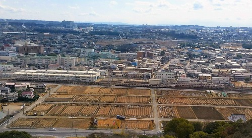 名鉄検車区