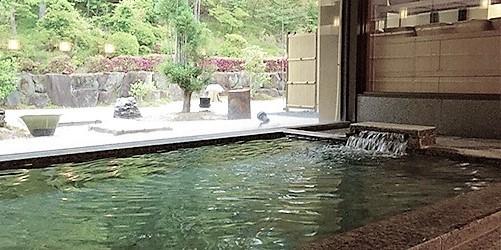 山神温泉湯之元館 浴室